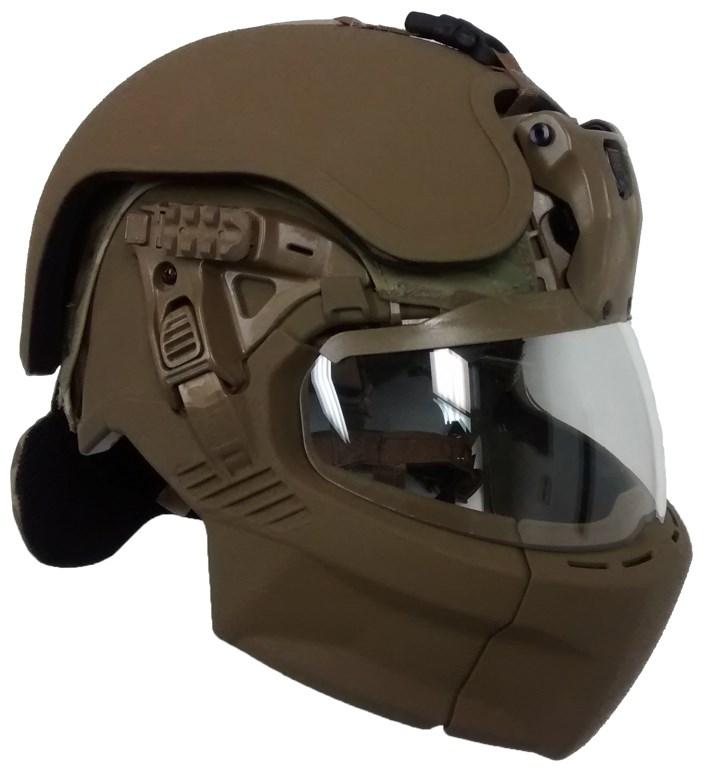 Ceradyne Ballistic Helmet Order Draws Most Reader Interest