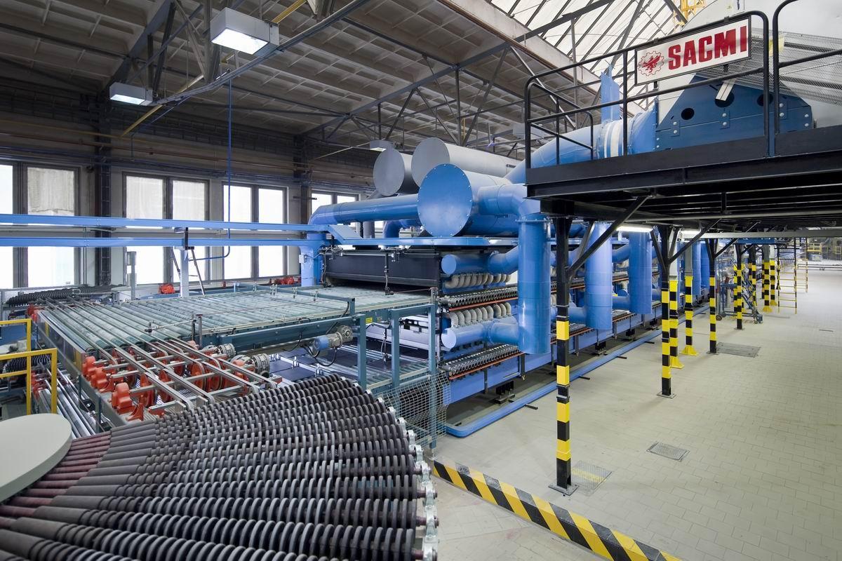 A long-awaited modernization of ceramic production methods