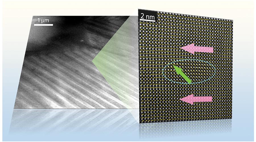 Designing a New Piezoelectric Ceramic Material for Improved Ultrasound