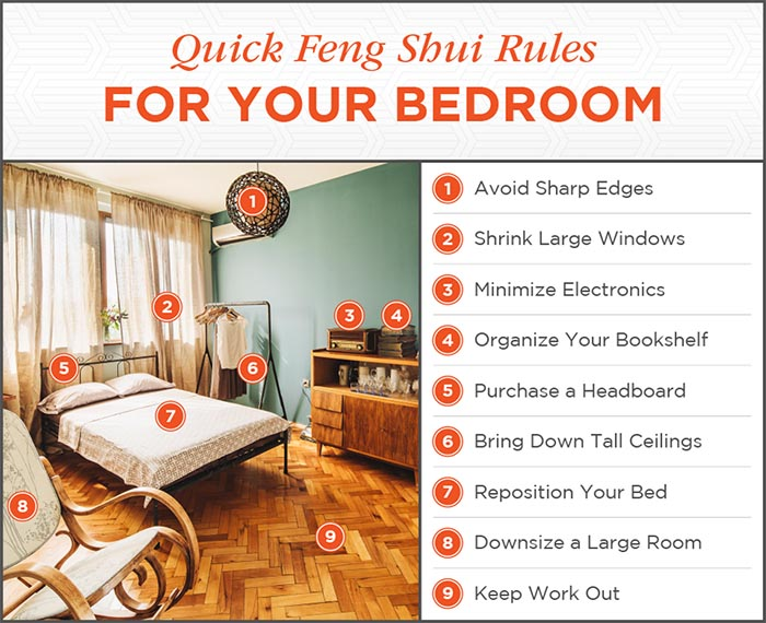 4 Tips to Feng Shui Your Bedroom