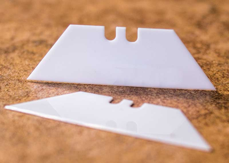 Ceramic Blades: They're Not All Created Equal