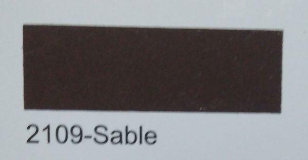 CF PTC epoxy color 2109 Sable
