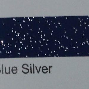 CF PTC epoxy color 3204 Ocean Blue Silver