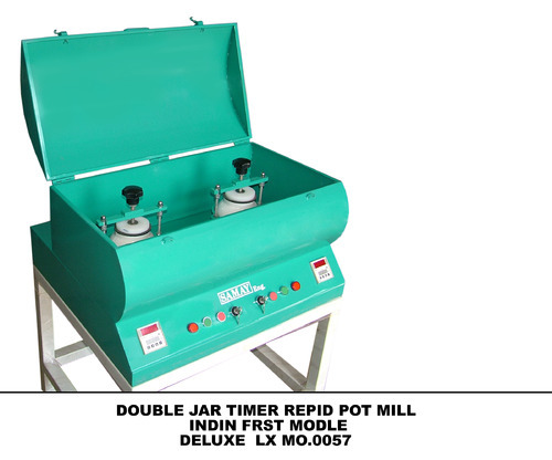CF SE Double Jar Timer Rapid Pot Mills 1