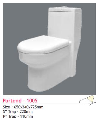 CF Pupa Portend 1005