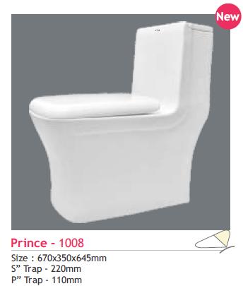CF Pupa Prince 1008