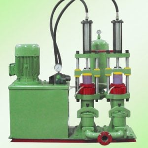 CF DFP SLUDGE PISTON PUMP