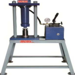 CF SE Sample Hydraulic Button Press