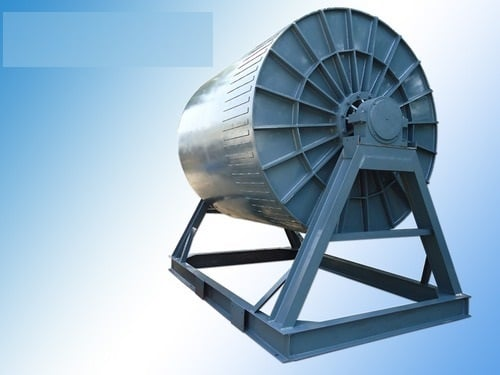 CF DFP BALL MILL ON STAND