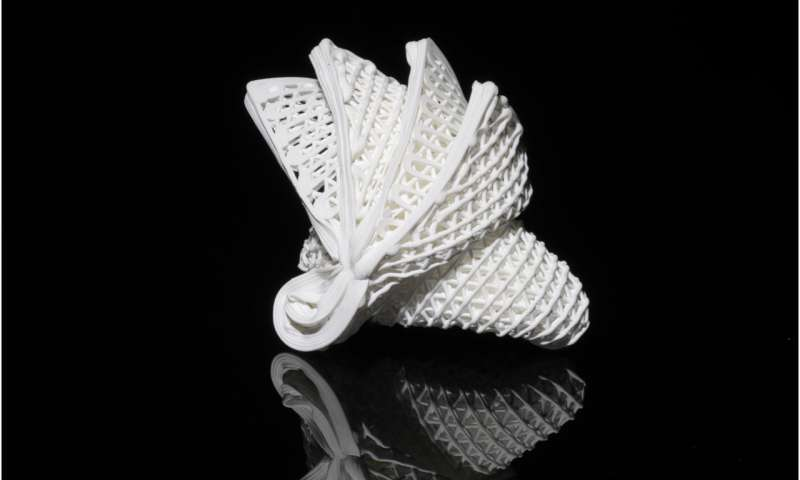CityU develops the world's first-ever 4D printing for ceramics