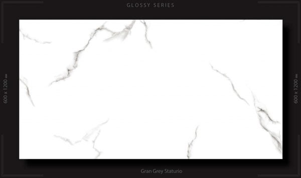 CF LV G GRAN GREY STATUARIO 600 X 1200