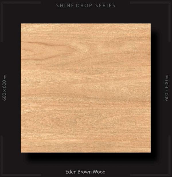 CF LV SD EDEN BROWN WOOD 600 X 600
