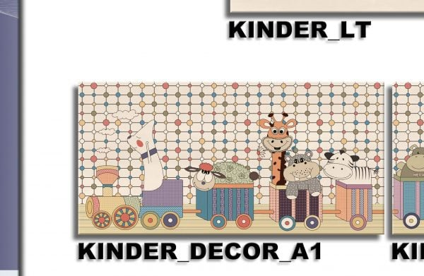 CF RANGE GLSY KINDER DECOR A1 12 X 24