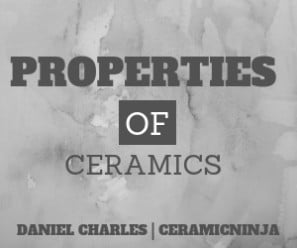 Correlation between the structure and magnetic properties of ceramics
