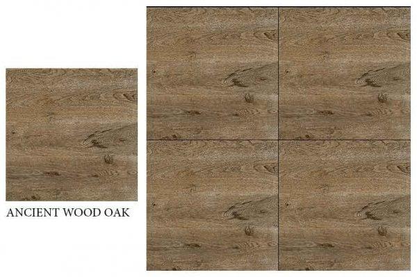 CF KEDA MAT ANCIENT WOOD OAK 600 X 600
