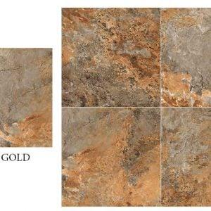 CF KEDA MAT CALYPSO GOLD 600 X 600