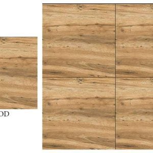 CF KEDA MAT RICH WOOD 600 X 600