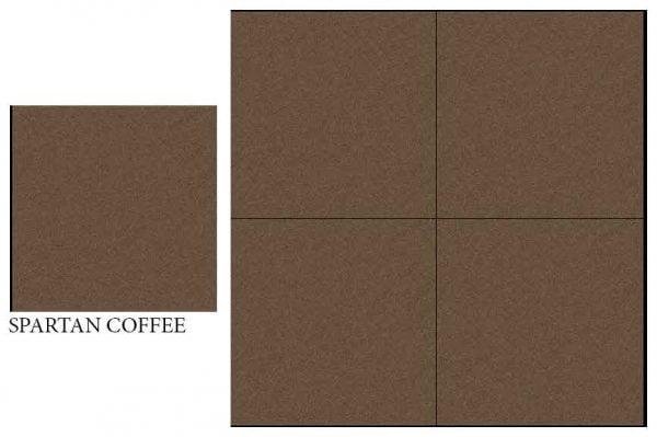 CF KEDA MAT SPARTAN COFFEE 600 X 600