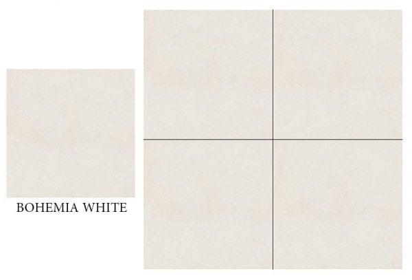 CF KEDA RUS BOHEMIA WHITE 600 X 600