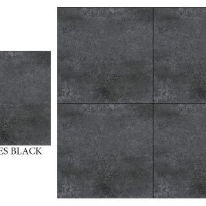 CF KEDA RUS MARGRES BLACK 600 X 600