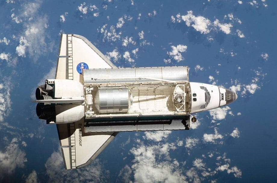 Ultra-light ceramic may be used to insulate spacecraft