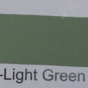 CF PTC epoxy color 2114 Light Green