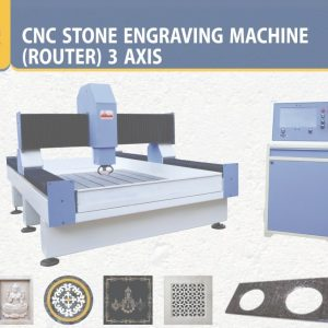 CF SMT CNC Stone Engraving Machine(Router) 3 Axis CNC-24