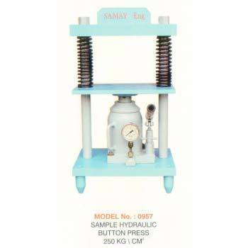 CF SE Hydraulic Button Press